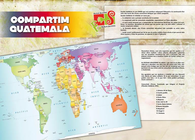 Exposició «Compartim Guatemala»