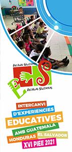 Programa d'Intercanvi d'Experiències Educatives.- PIEE XVI