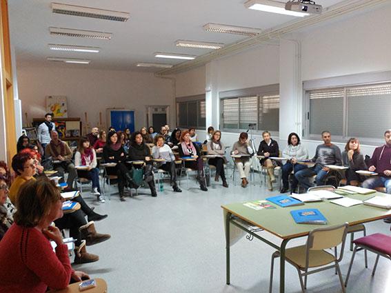 Cinquena jornada d'Intercanvi d'Experiències Educatives d'Escoles Solidàries