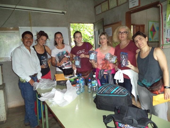 Les participants en el PIEE de 2016 ja estan a Ixcán