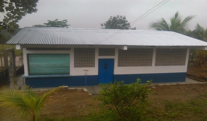 Una cuina escolar amb finançament de l'Ajuntament d'Ontinyent