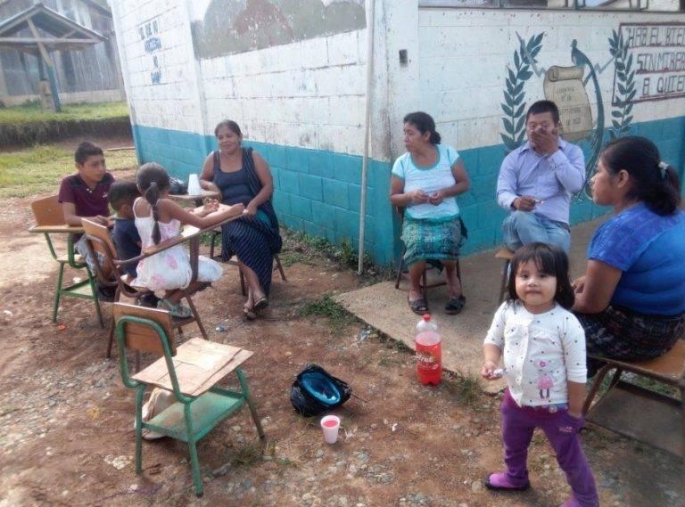 """L'Ajuntament d'Ontinyent, dóna suport al projecte """"Fomentant l'Educació Inclusiva a Ixcan"""""""