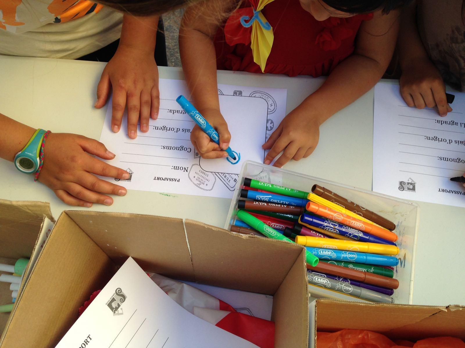 Concurs de curts i dibuix per a centres educatius