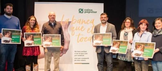 Caixa Popular financia un projecte d'Escoles Solidàries