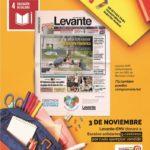El diari Levante, Escoles Solidàries i els ODS