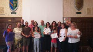 PIEE 2019 amb la col·laboració de Caixa Popular i la Coordinadora Valenciana d'ONGD