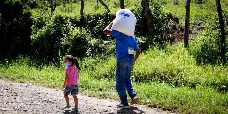 Escoles Solidàries i els Ajuntaments de Gandia i Ontinyent es solidaritzen amb la situació del COVID 19 a Centreamèrica.
