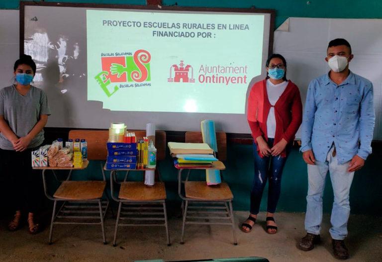 Escuelas Solidarias en línea para la inclusión social y educativa en el Trifinio Centroamericano, en tiempos de COVID-19