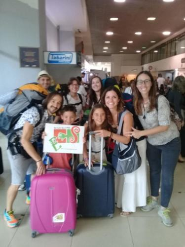 Arribada Aeroport de Guatemala